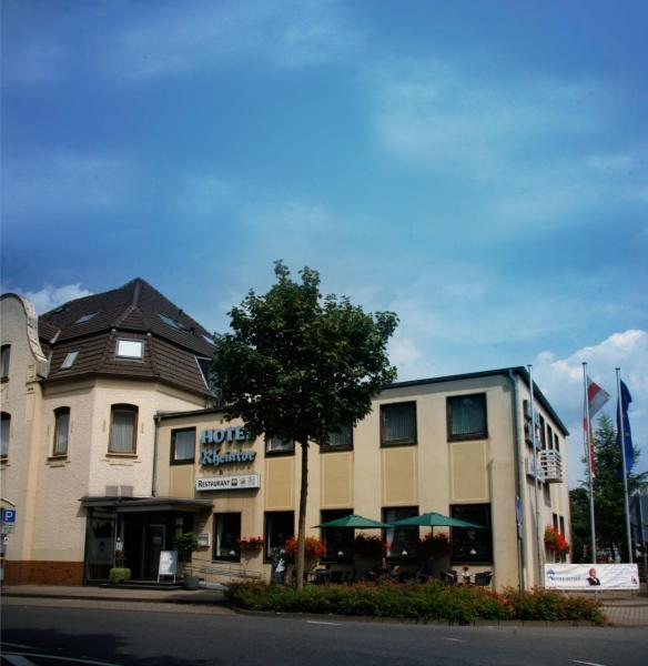 Hotelbilleder: Hotel Rheintor, Rheinberg