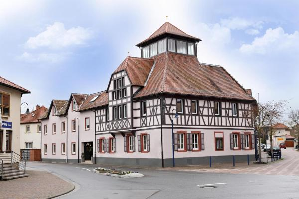 Hotel Pictures: Hotel Goldenes Lamm, Dudenhofen