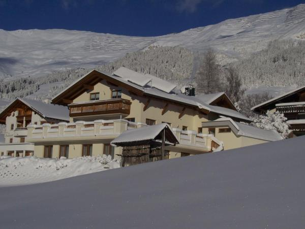 Fotos do Hotel: Apart Alpenstern, Fiss