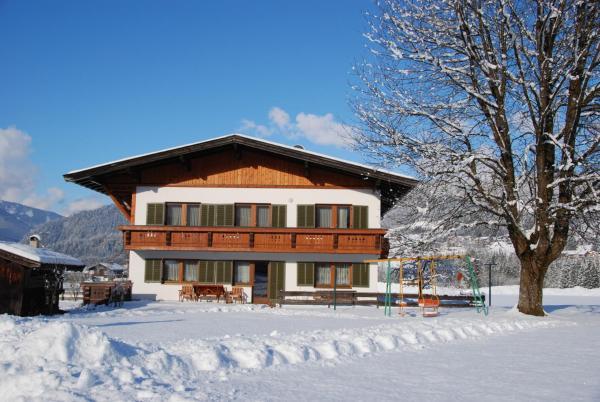 Fotos de l'hotel: Ferienhaus Resi & Obermoser, Kössen