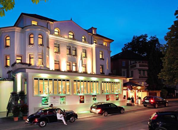 Hotelbilleder: Romantik Hotel Goldene Traube, Coburg