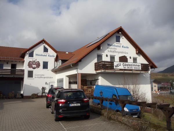 Hotel Pictures: Weinhotel Kienle, Burrweiler