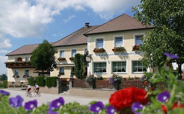 Zdjęcia hotelu: Landgasthof Diendorfer, Haslach an der Mühl