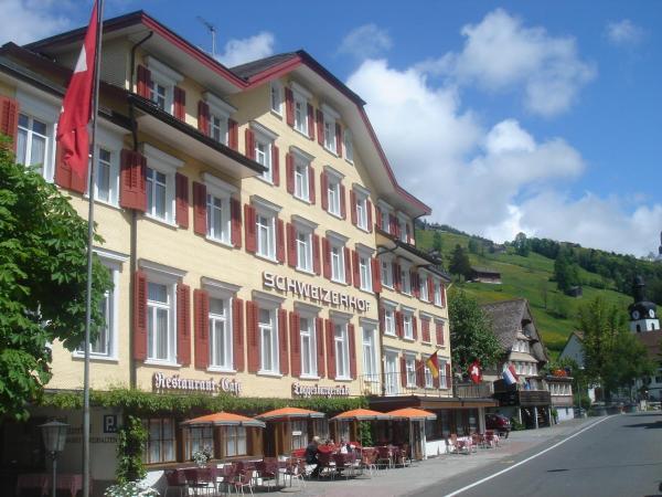 Hotel Pictures: Hotel Schweizerhof, Alt Sankt Johann