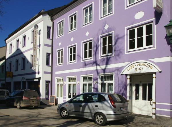 ホテル写真: Kaffee/Pension Eigl/Müssauer, リッチャウ