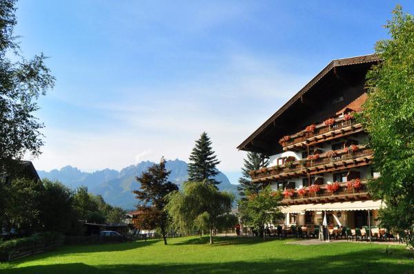 ホテル写真: Kaiserhotel Kitzbühler Alpen, Oberndorf in Tirol