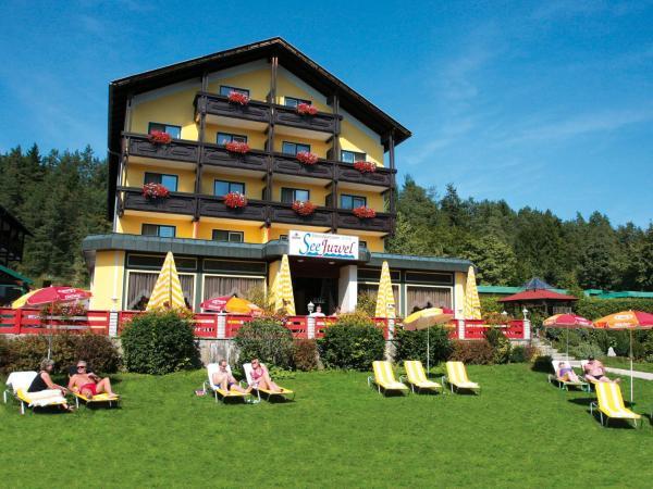 Fotos do Hotel: Strandpension Seejuwel, Sankt Kanzian