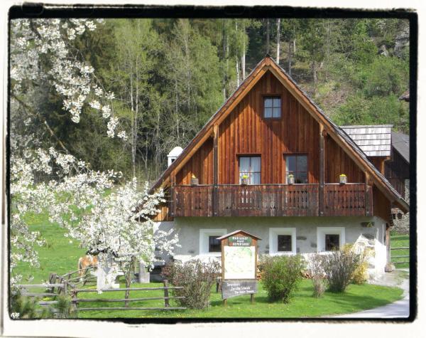 """Hotelbilleder: Ferienhaus """"Zur alten Schmiede"""", Mariahof"""