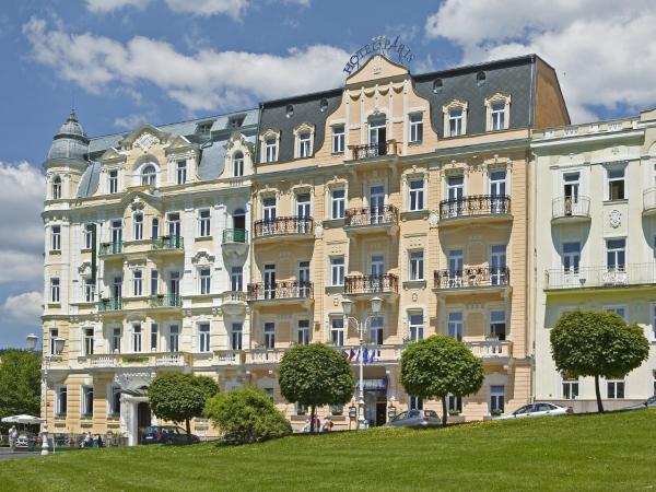 Hotel Pictures: Hotel Paris, Mariánské Lázně
