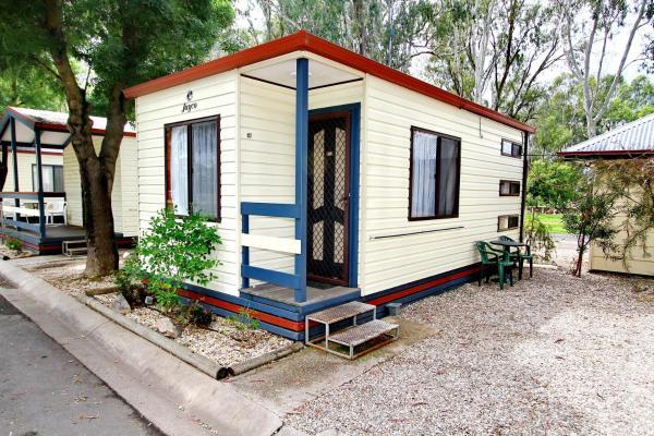 Zdjęcia hotelu: Wangaratta Caravan and Tourist Park, Wangaratta