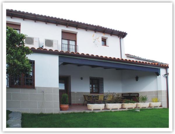 Hotel Pictures: Casa Rural Tia Tomasa, Malpartida de Plasencia