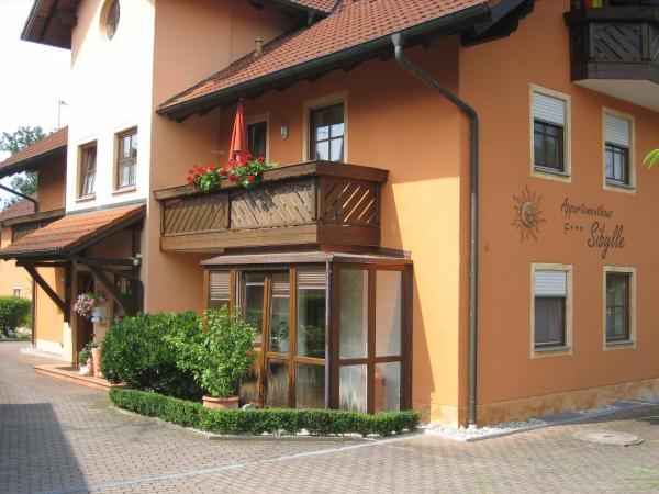 Hotel Pictures: Appartementhaus Sibylle, Bad Füssing