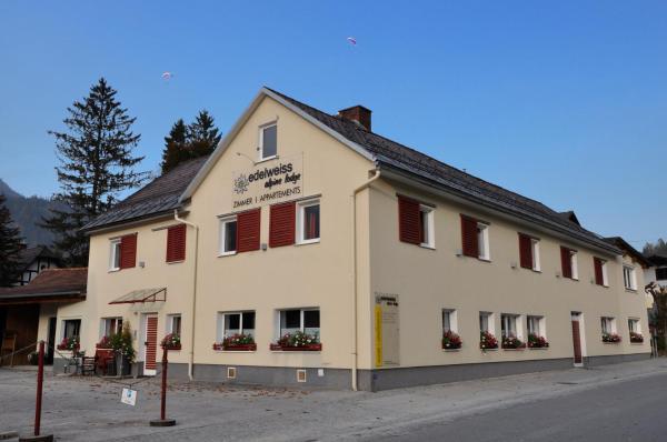 酒店图片: Edelweiss Alpine Lodge, 茵特斯托德