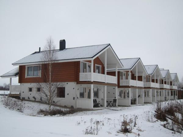 Hotel Pictures: Salmon Holiday Village, Kemijärvi