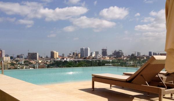 Hotellikuvia: Hotel Alvalade, Luanda