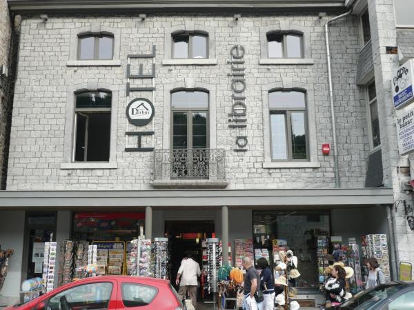 Hotelfoto's: Hotel La Librairie, Durbuy
