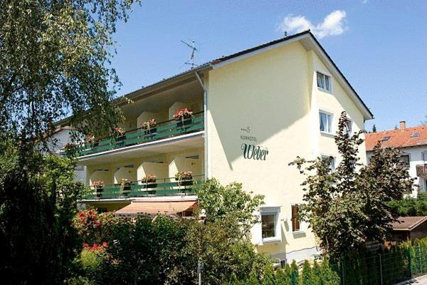 Hotel Pictures: Kurhotel Weber, Bad Wörishofen