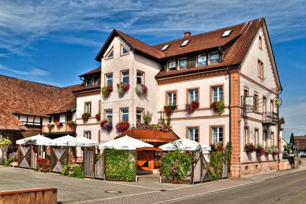 Hotelbilleder: Gasthaus Blume, Willstätt