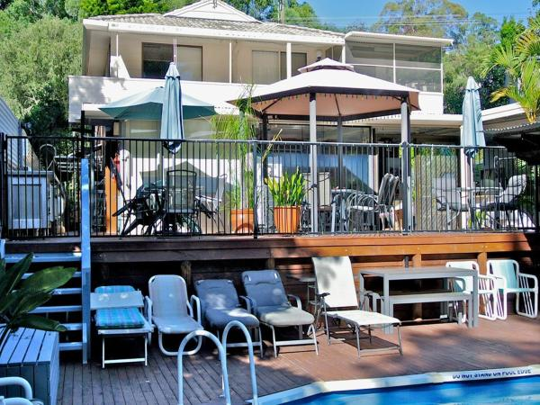 Hotellikuvia: Wombats Bed & Breakfast - Apartments, Gosford