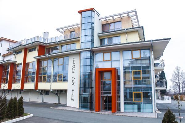 ホテル写真: Black Sea View Apartments, ラヴダ