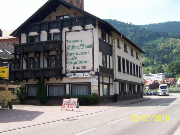 Hotel Pictures: Grüner Baum, Weisenbach
