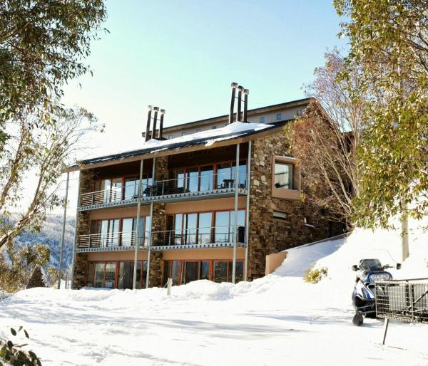 Φωτογραφίες: Alpine Woodsmoke Apartments, Falls Creek