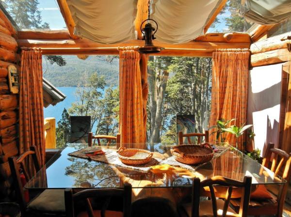 Hotellikuvia: Cabañas Ruca Lico, Villa Traful