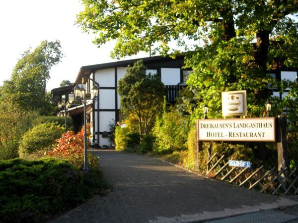 Hotelbilleder: Dreikausens Landgasthaus Wildhof, Cleeberg