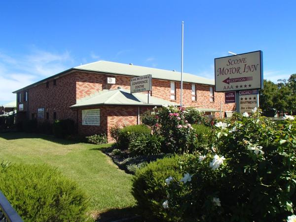 Hotellikuvia: Scone Motor Inn & Apartments, Scone