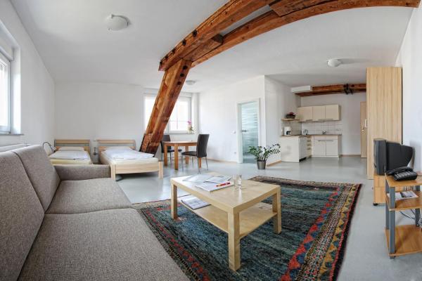 Hotel Pictures: Milchhof Apartments Aschaffenburg, Aschaffenburg
