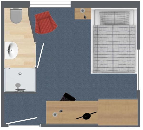 Business Single Room