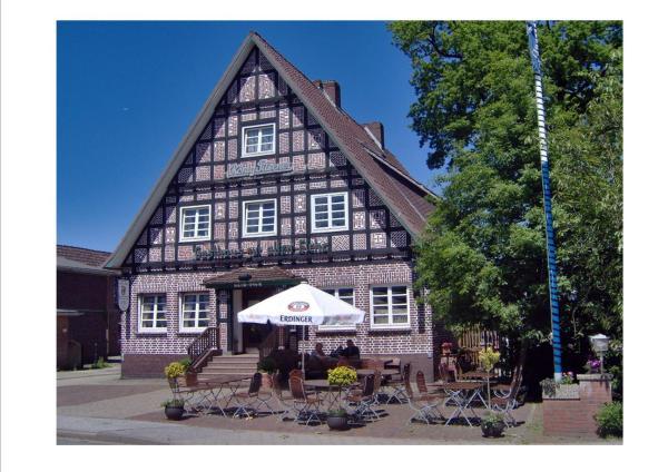 Hotelbilleder: Gasthaus Zur alten Eiche, Hamborg