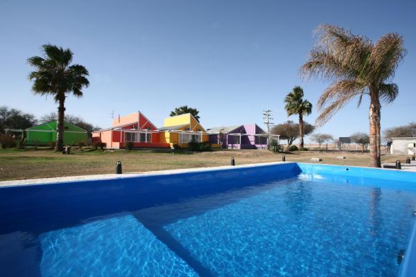 Hotellikuvia: Marina House Cabañas, Termas de Río Hondo