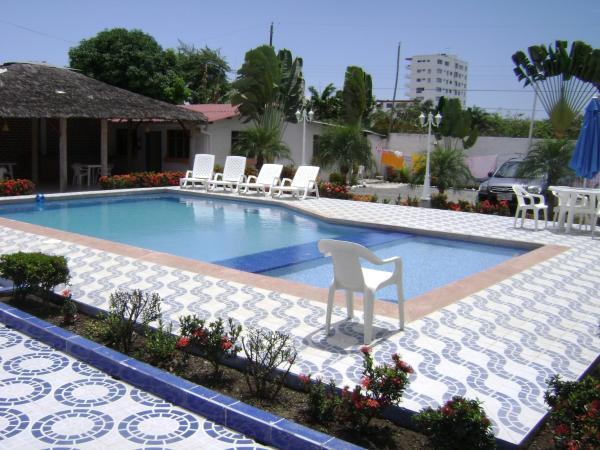 Hotel Pictures: Hosteria Palmira Mar Tonsupa, Tonsupa