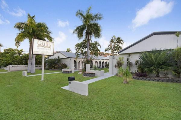 Hotellikuvia: The Gulls Apartments, Townsville