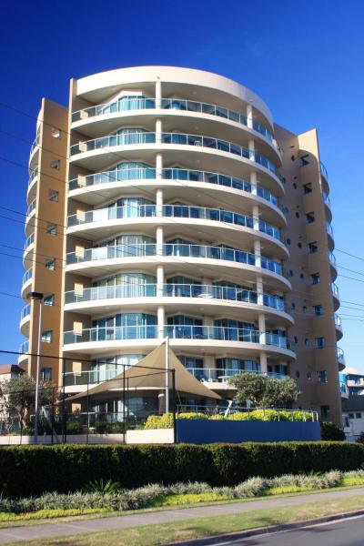 Hotellikuvia: Sails Apartments, Forster