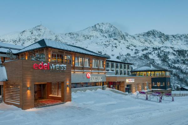 Foto Hotel: Sporthotel Edelweiss, Obertauern