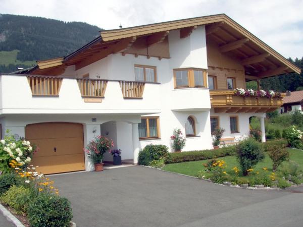 Hotel Pictures: Ferienwohnungen Niederacher, Fieberbrunn
