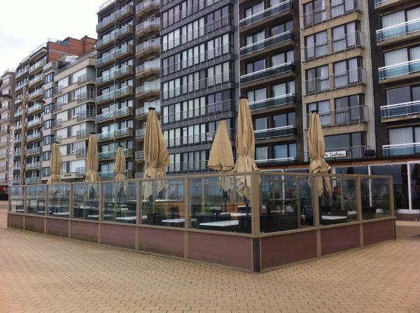 Fotografie hotelů: Hotel De Zeebries Budget, Middelkerke