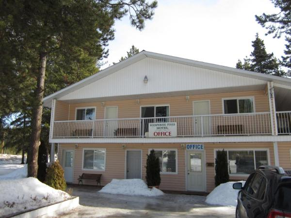 Hotel Pictures: Whispering Pines Motel & Cabins, Topley