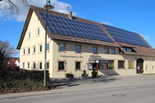 Hotel Pictures: Schwarzer Adler, Schwaighausen