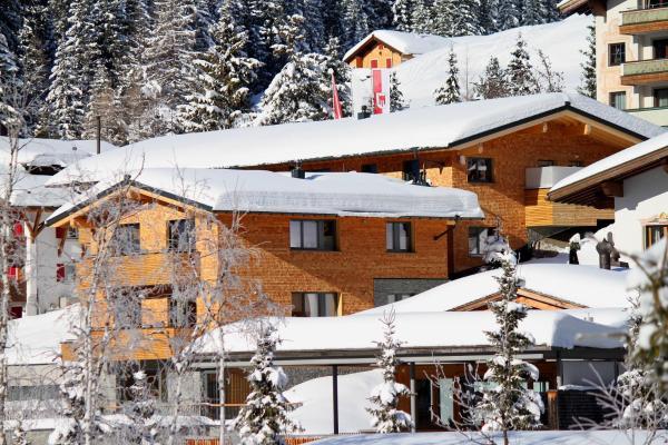 Fotos do Hotel: Mats Lech Alpenquartier, Lech am Arlberg