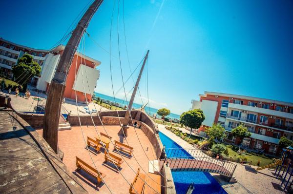 Fotografie hotelů: Privilege Fort Beach Apartments, Sveti Vlas