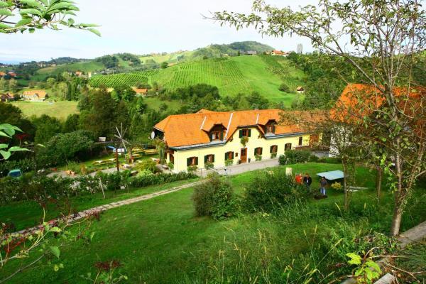 酒店图片: Weingut Schlafgut Genussgut Lorenz, Kitzeck im Sausal