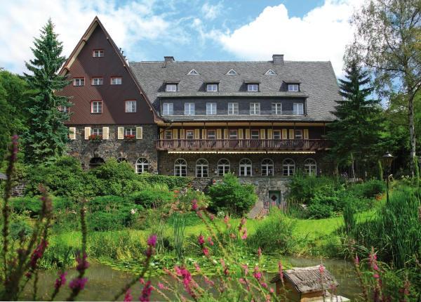 Hotelbilleder: Romantik Hotel Jagdhaus Waldidyll, Hartenstein