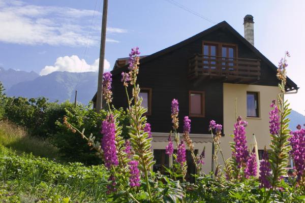 Hotel Pictures: Les Soldanelles, Salvan