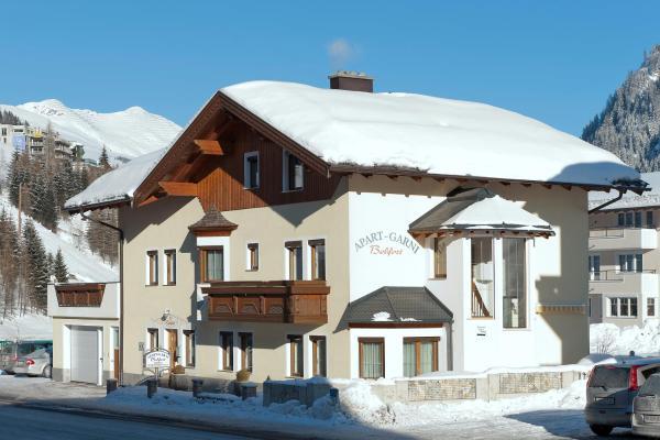 Photos de l'hôtel: Apart Garni Belfort, Kappl