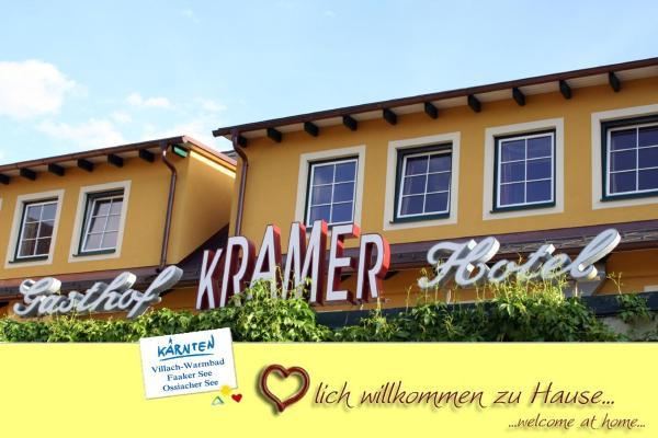 Fotos de l'hotel: Altstadthotel Kramer, Villach