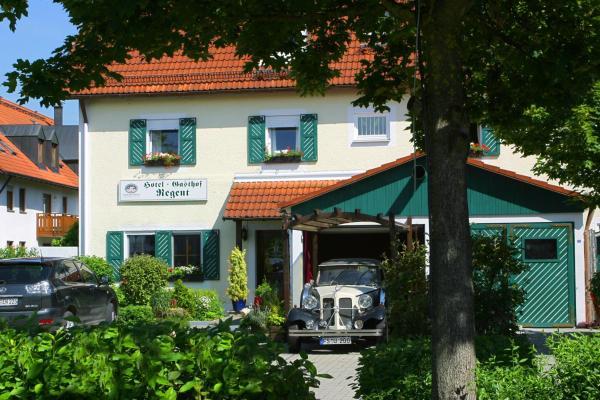 Hotelbilleder: Airporthotel Regent, Hallbergmoos
