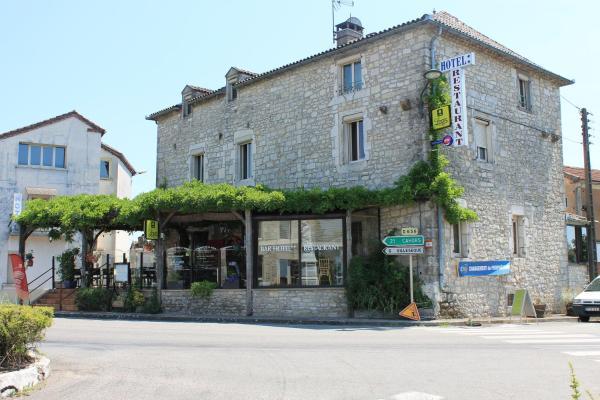 Hotel Pictures: Logis Auberge de la Tour, Sauzet